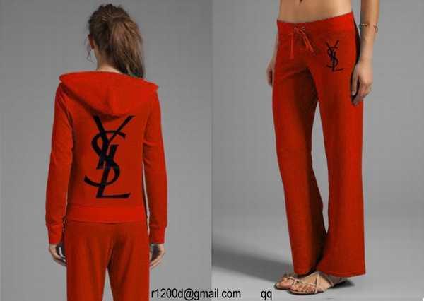 jogging yves saint laurent femme rouge,boutique
