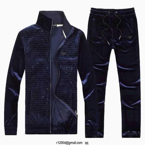 Pantalon de survetement a la mode jogging de marque a prix discount survetement a la mode ea7 homme - Jogging a la mode ...
