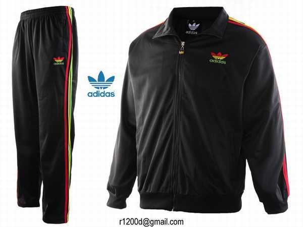 adidas jogging homme ensemble