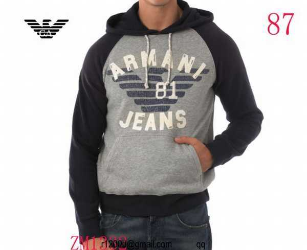 sweat capuche armani jeans grossiste sweat de marque sweat capuche armani homme pas cher france. Black Bedroom Furniture Sets. Home Design Ideas